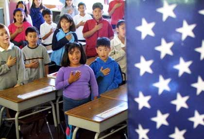 """US-Grundschüler: """"Von null auf sehr gut"""""""