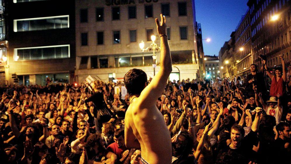 Photo Gallery: A European Survey of Anger