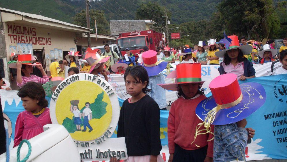 Armut: Kinderarbeit in Nicaragua