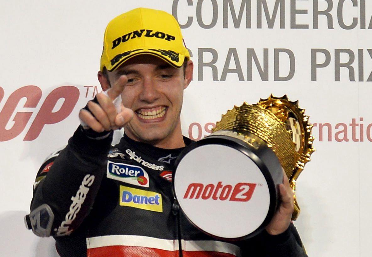 Moto2 folger