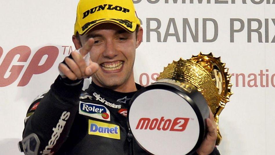 Moto2-Pilot Folger: Sieg im Auftaktrennen