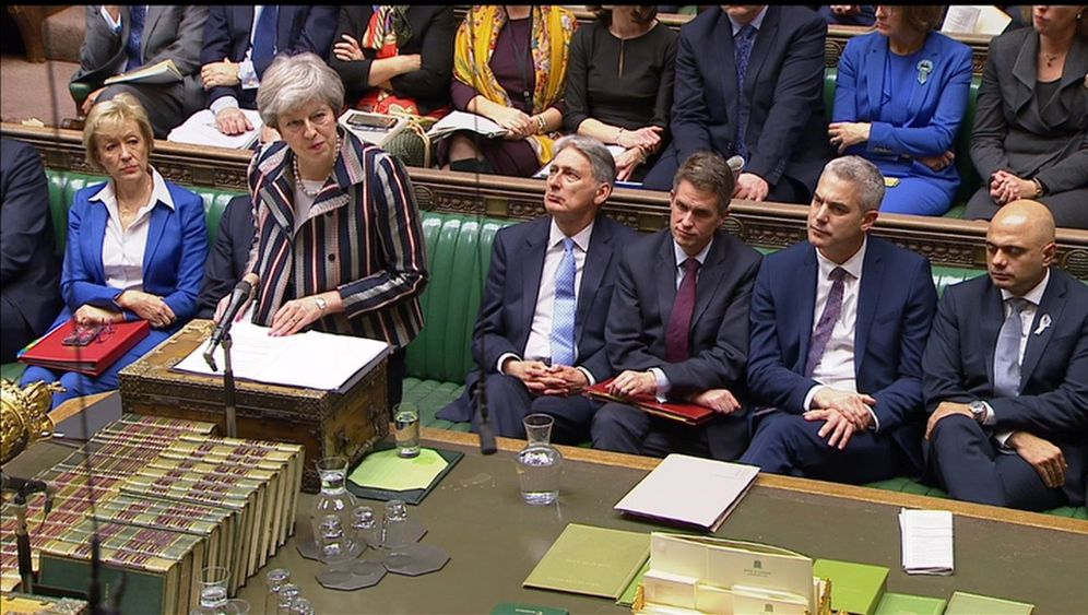 Brexit-Abstimmung: Machtgerangel im Unterhaus