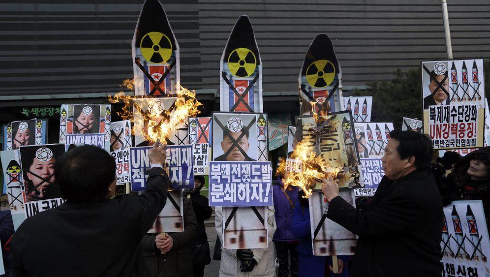 Nordkorea: Luftmessungen belegen Atomexplosion