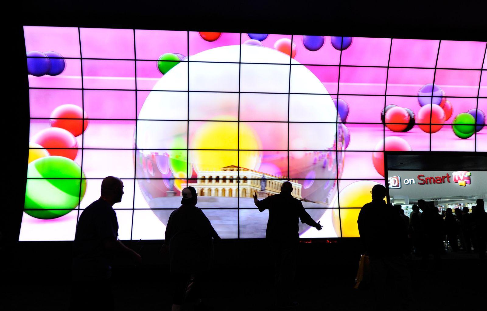 Smart TV CES Videot