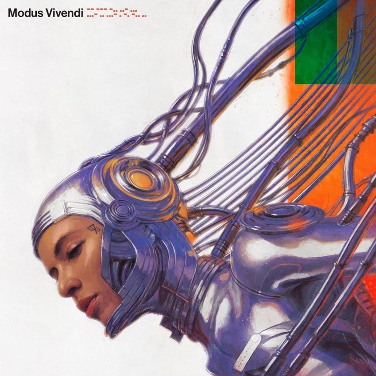 Abgehoert/ 070 Shake: Modus Vivendi COVER