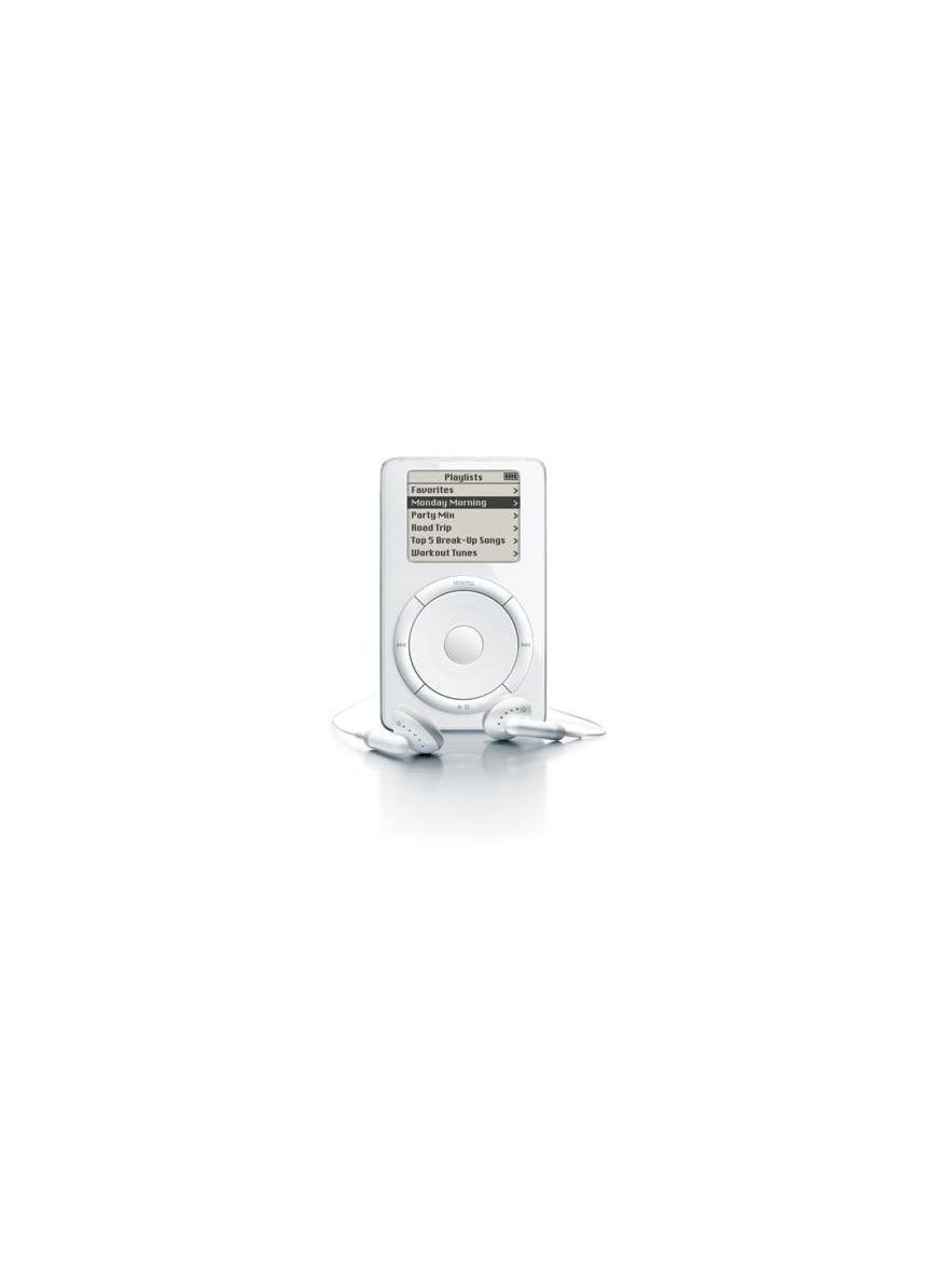 NUR FÜR EINESTAGES - iPod, erste Generation