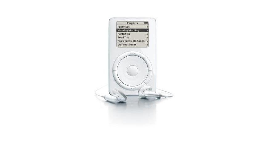 Gemessen an heutigen Standards war der iPod bei seiner Markteinführung ein Rolls Royce unter den MP3-Playern.