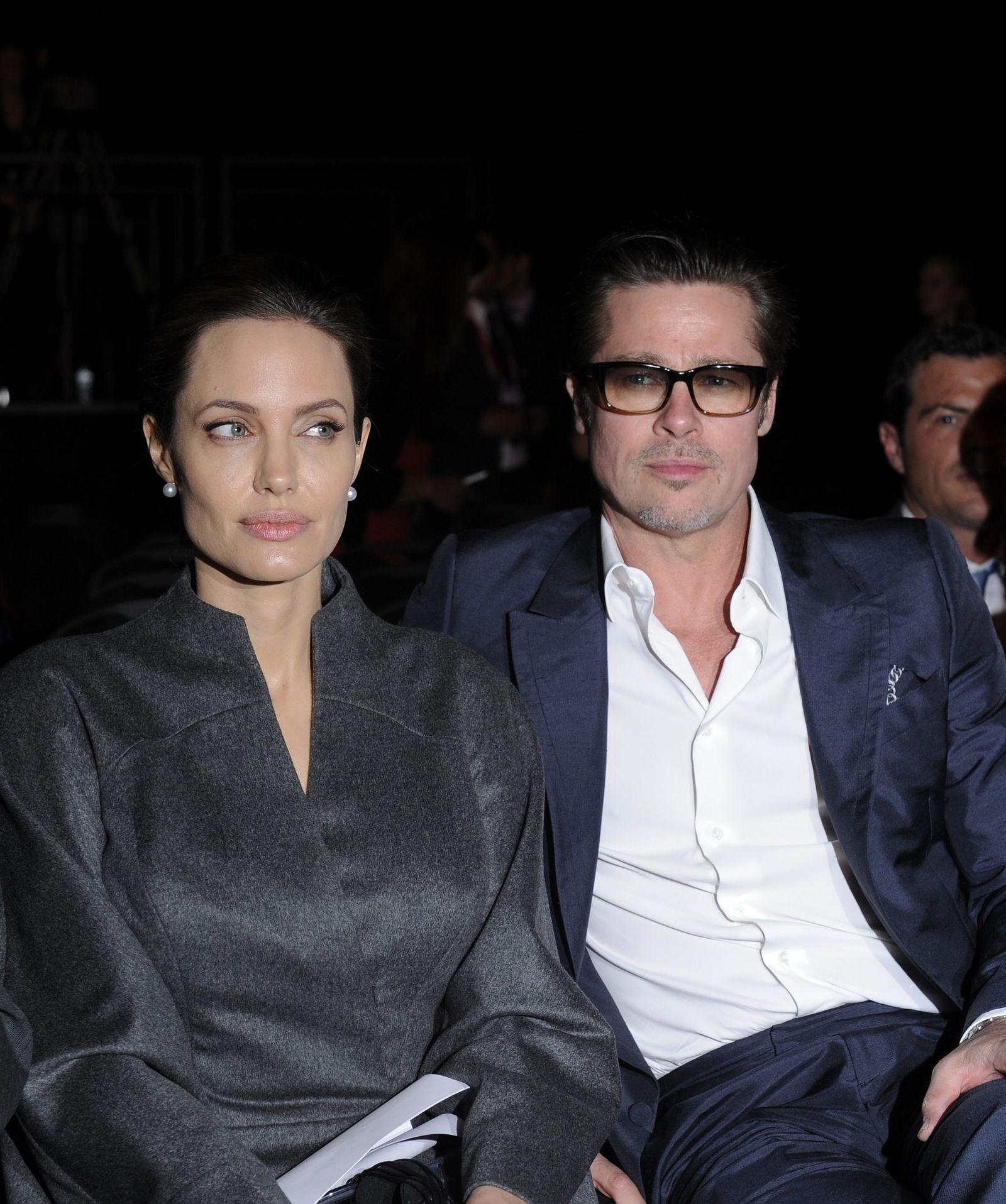 Angelina Jolie/ Brad Pitt/ Scheidung