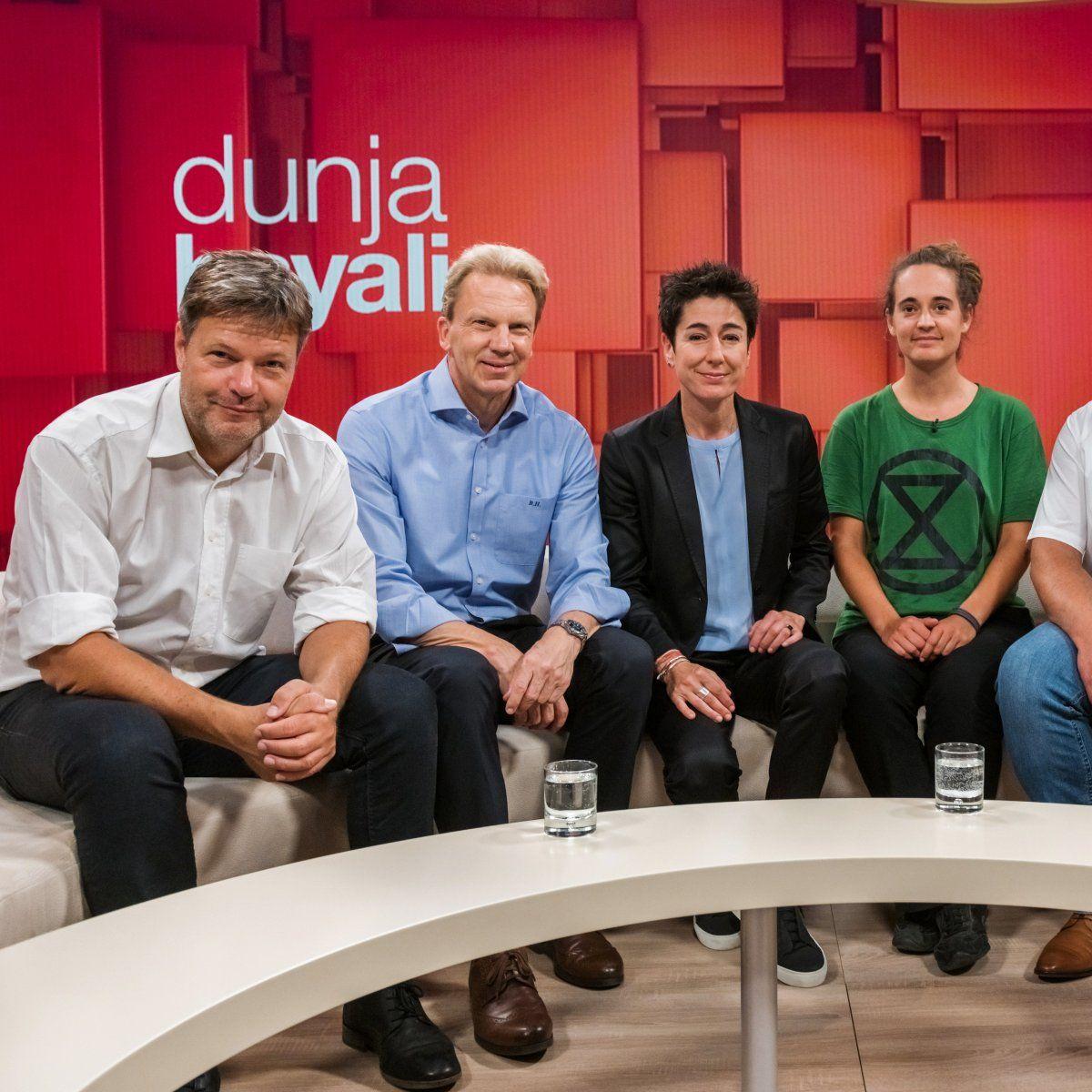 ZDF Dunja Hayali