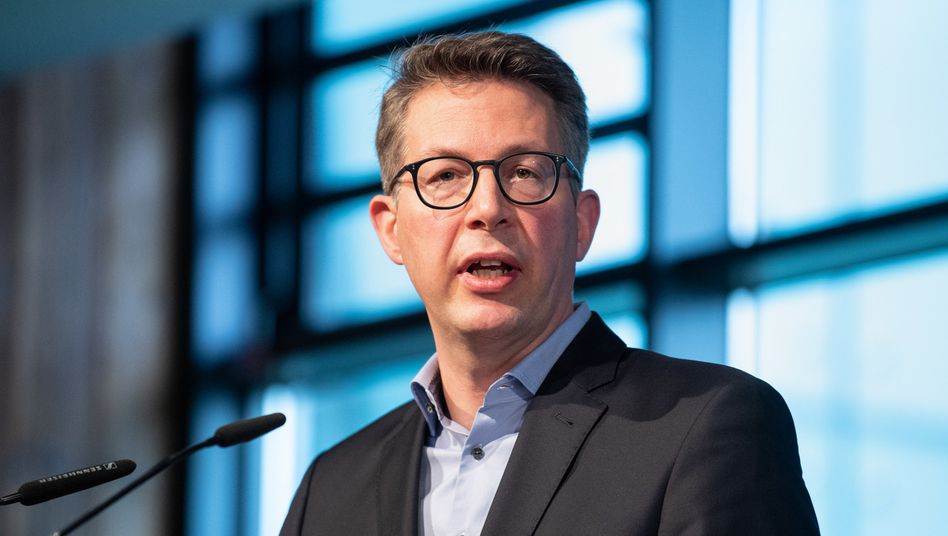 CSU-Generalsekretär Markus Blume: »Die persönliche Zufriedenheit mit Markus Söder ist unverändert auf hohem Niveau stabil«