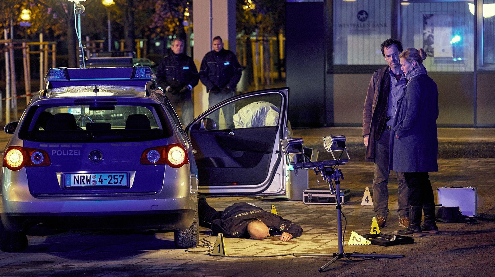 EINMALIGE VERWENDUNG TV/ Tatort: Sturm