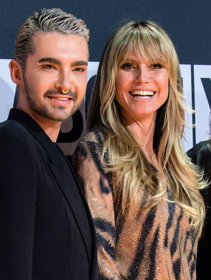 """Bill Kaulitz und Heidi Klum werden gemeinsam in der Sendung """"Queen of Drags"""" in der Jury sitzen"""