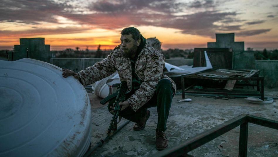 Berliner Plan für Libyen: Die zahnlose Friedensinitiative