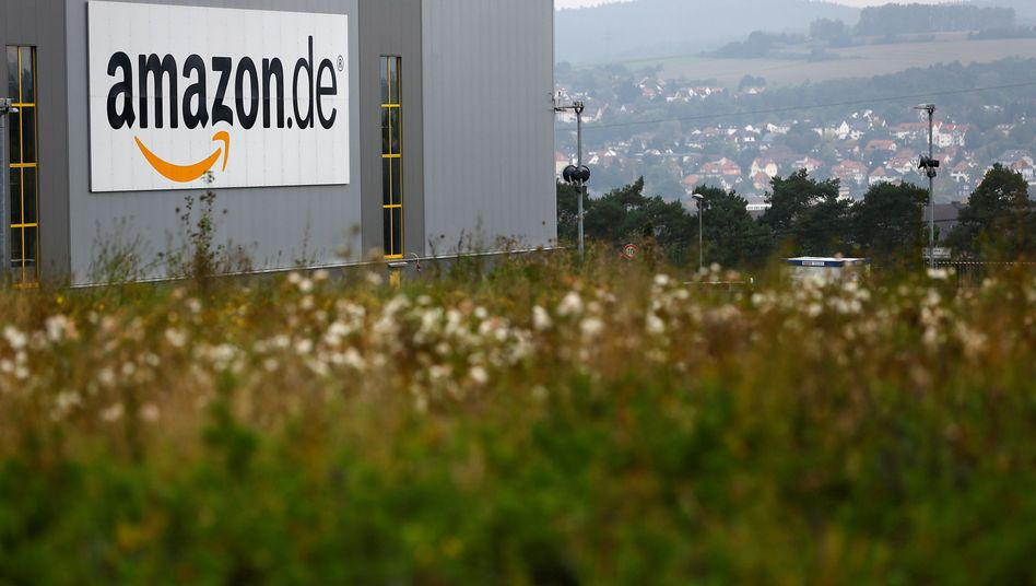 Amazon-Werk in Bad Hersfeld verzeichnet sechs neue Corona