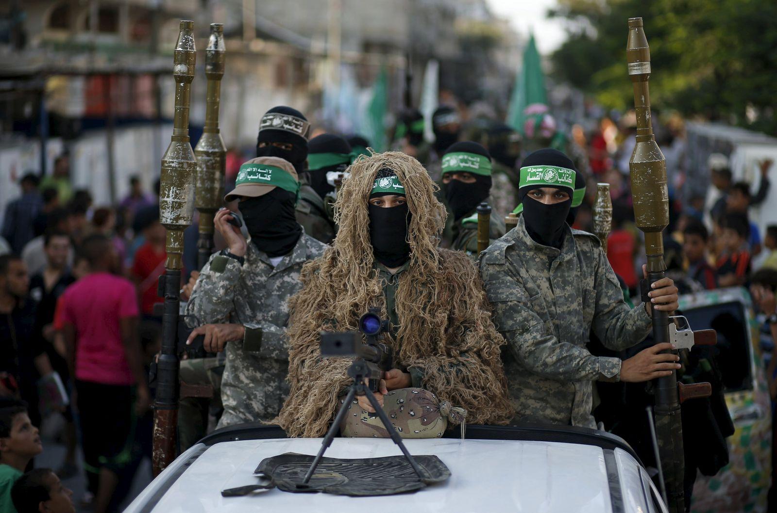 Gaza ein Jahr danach/