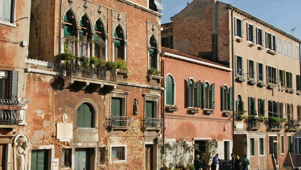 Venedig: Melancholie in der Lagunenstadt