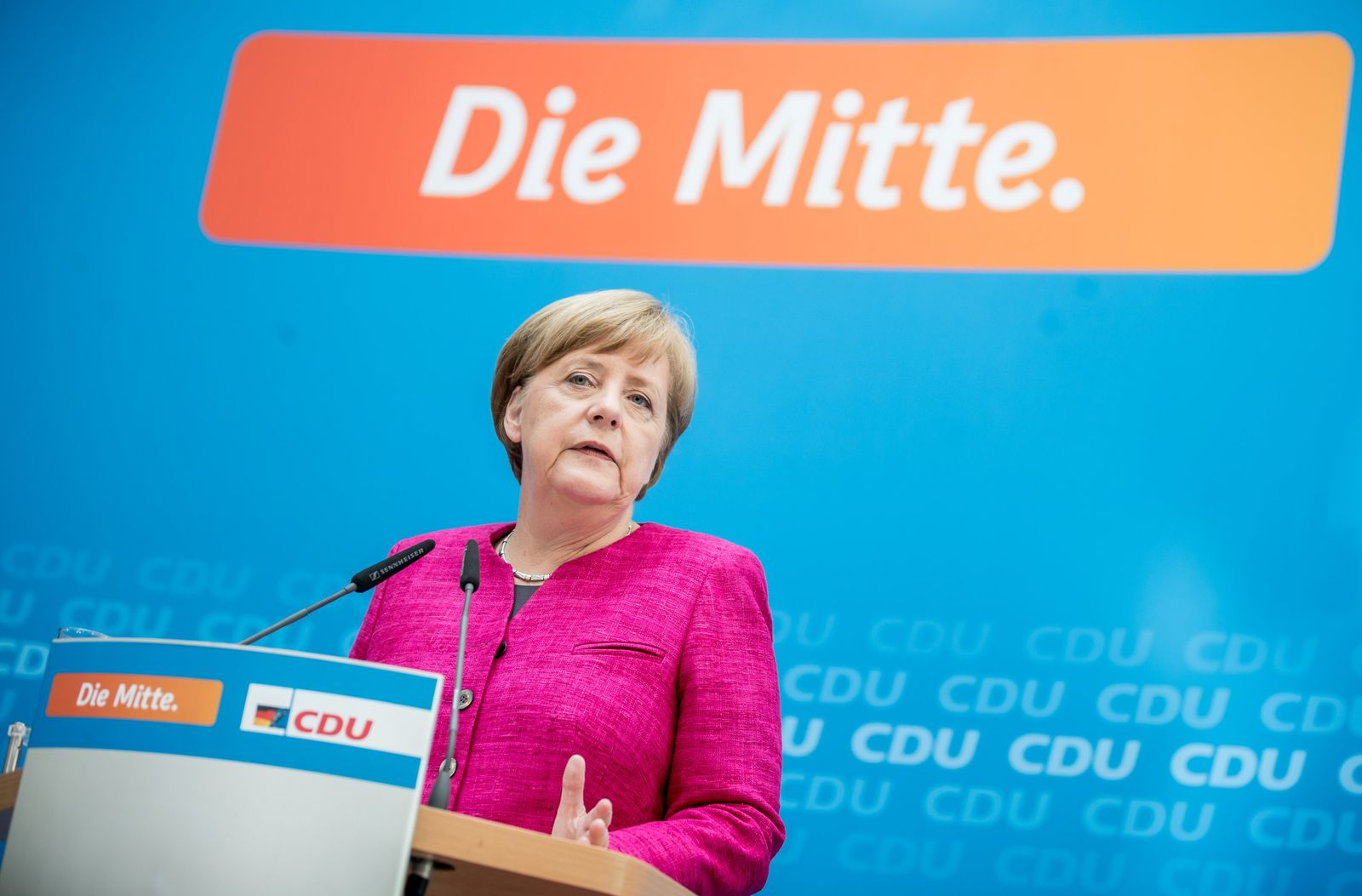 Merkel NRW CDU