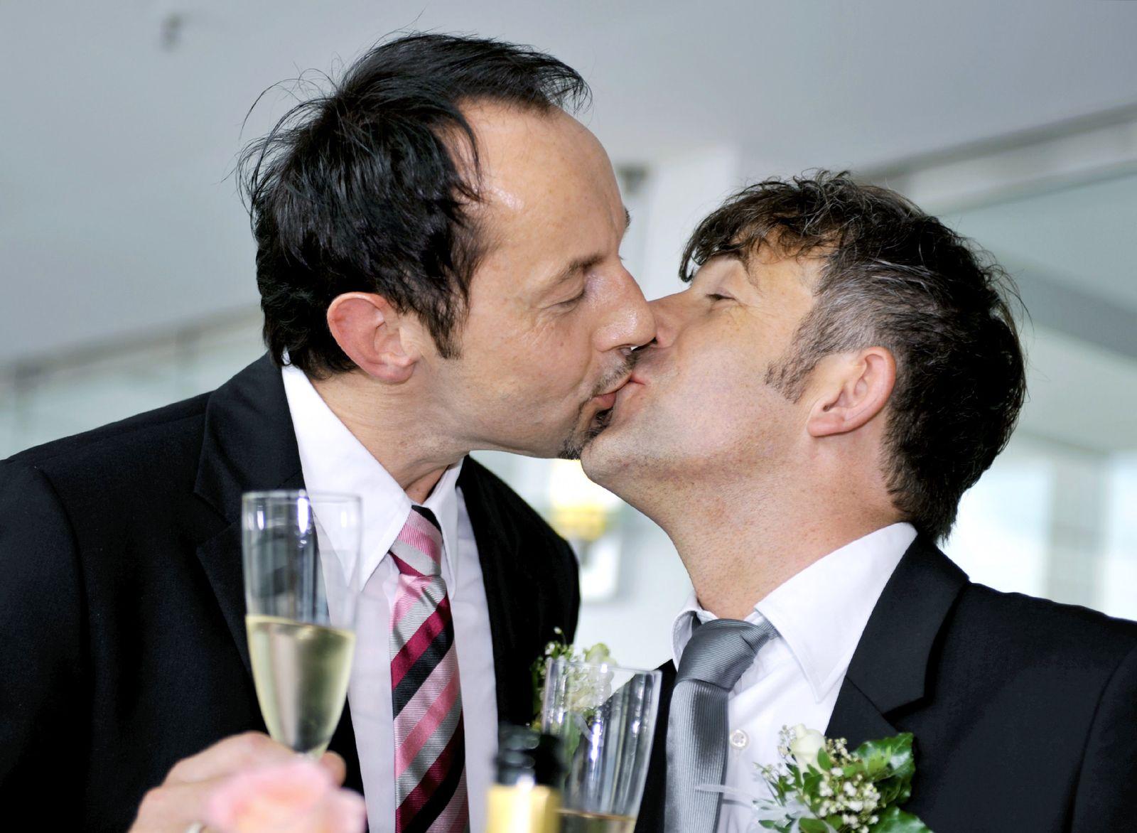 Gleichgeschlechtliche Lebenspartnerschaft