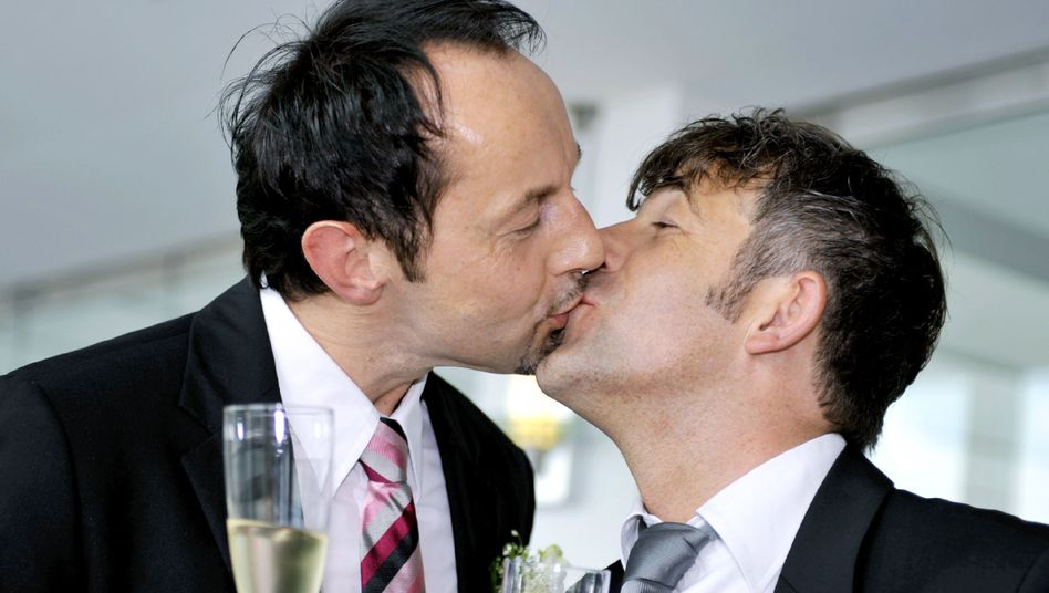 """Homo-Hochzeit (in München): """"Natürlich gute Argumente"""""""