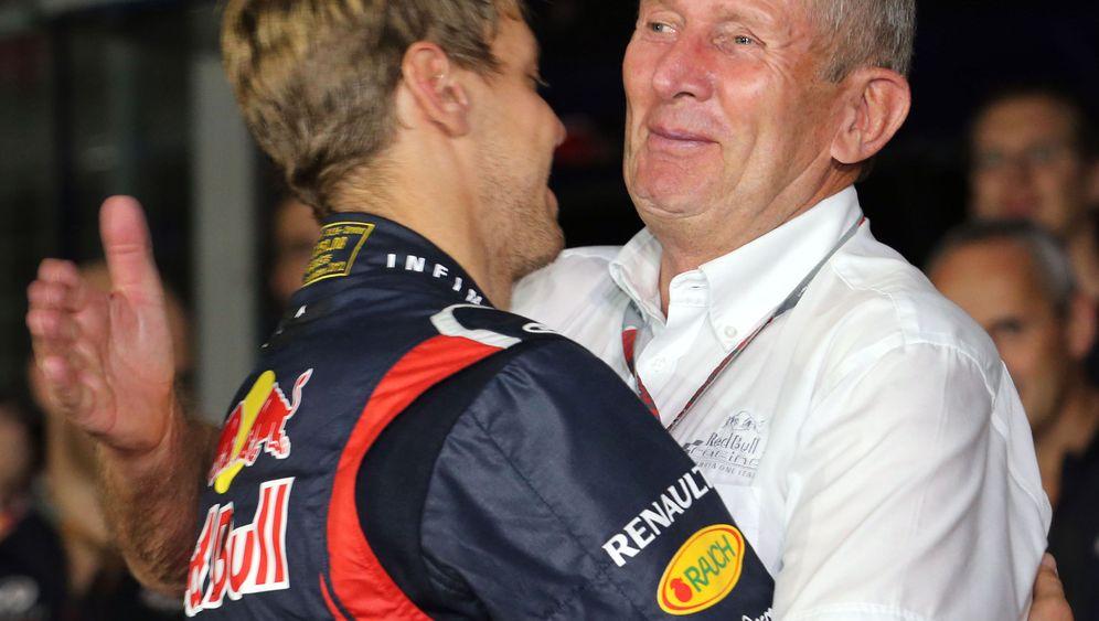 Motorsportdirektor Marko: Der stille Kopf von Red-Bull-Racing