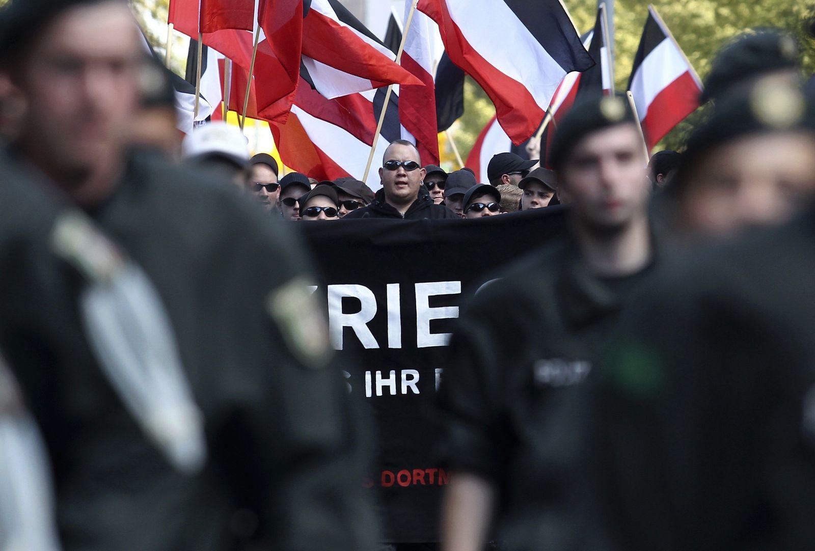 Dortmund / Neonazis / Proteste XXL