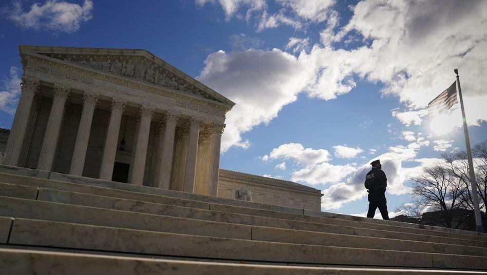 Supreme Court in Washington