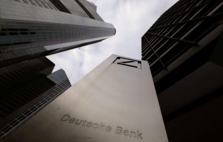 Deutsche-Bank-Gebäude in Frankfurt