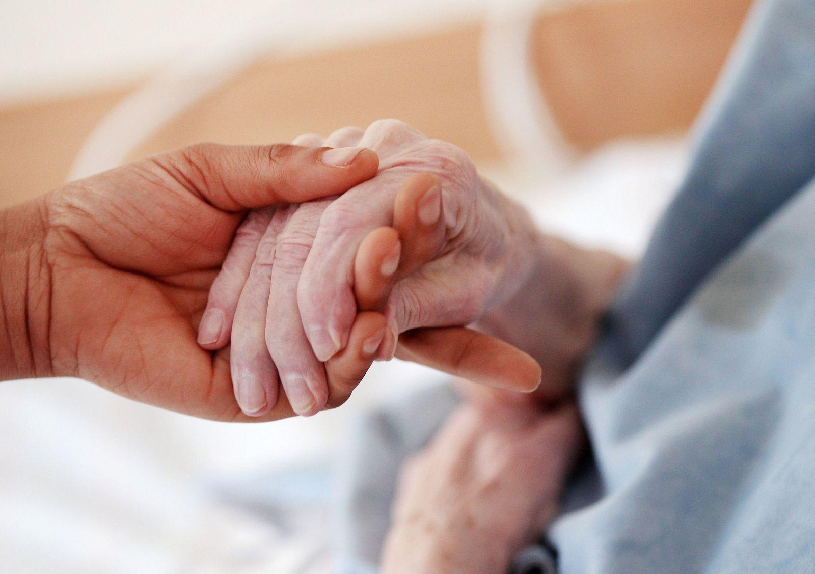 Kassen starten «Rettungsschirm» für Heime und Pflegedienste