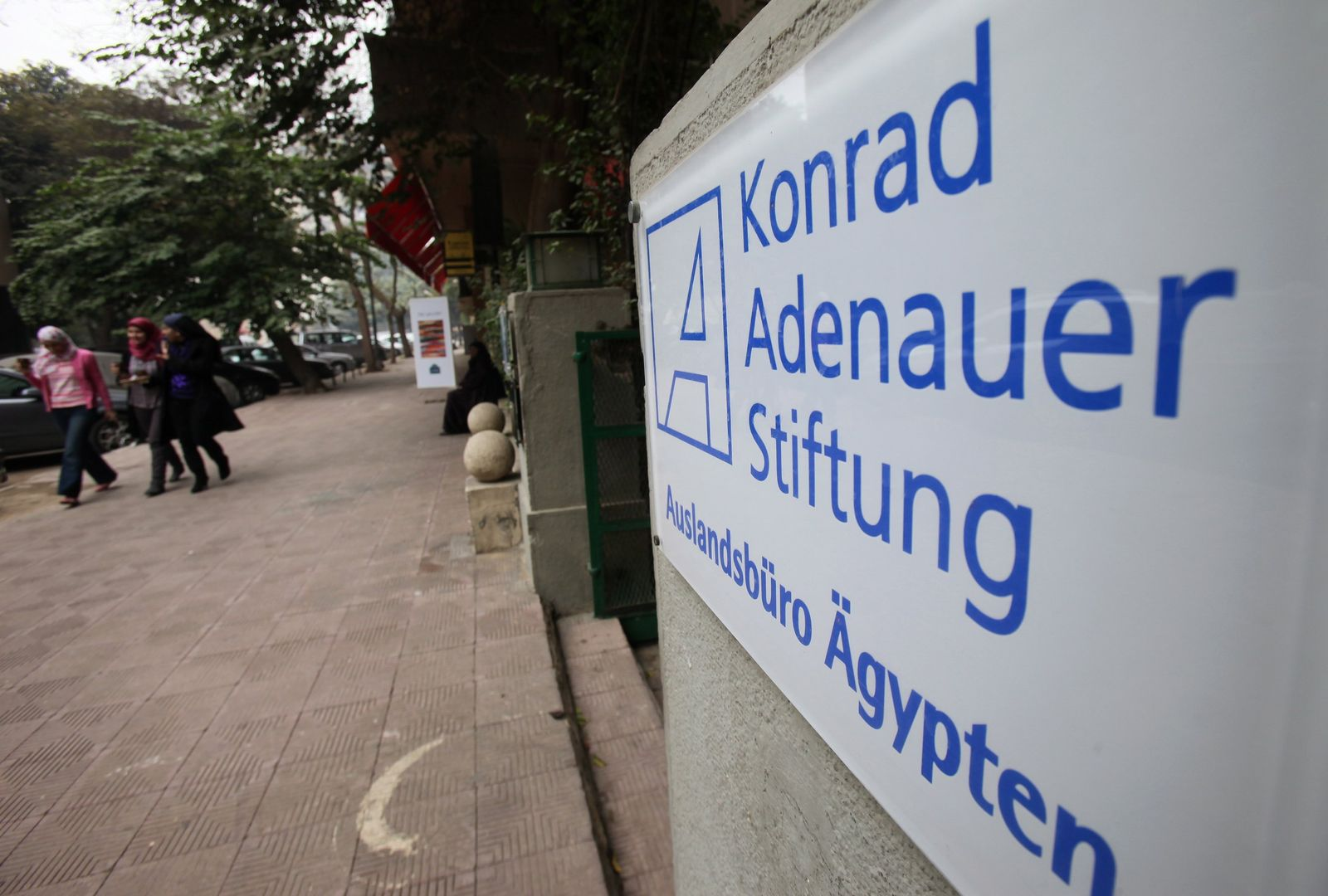 Konrad-adenauer-stiftung in kairo