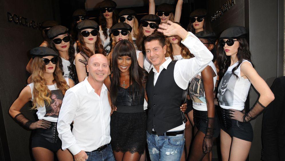 Italienische Modeschöpfer: Zwischen Laufsteg und Gerichtssaal
