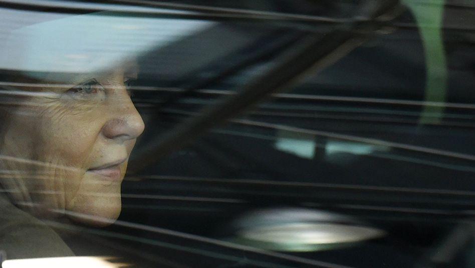 """Merkel in Brüssel: """"Ich bin sehr zufrieden"""""""