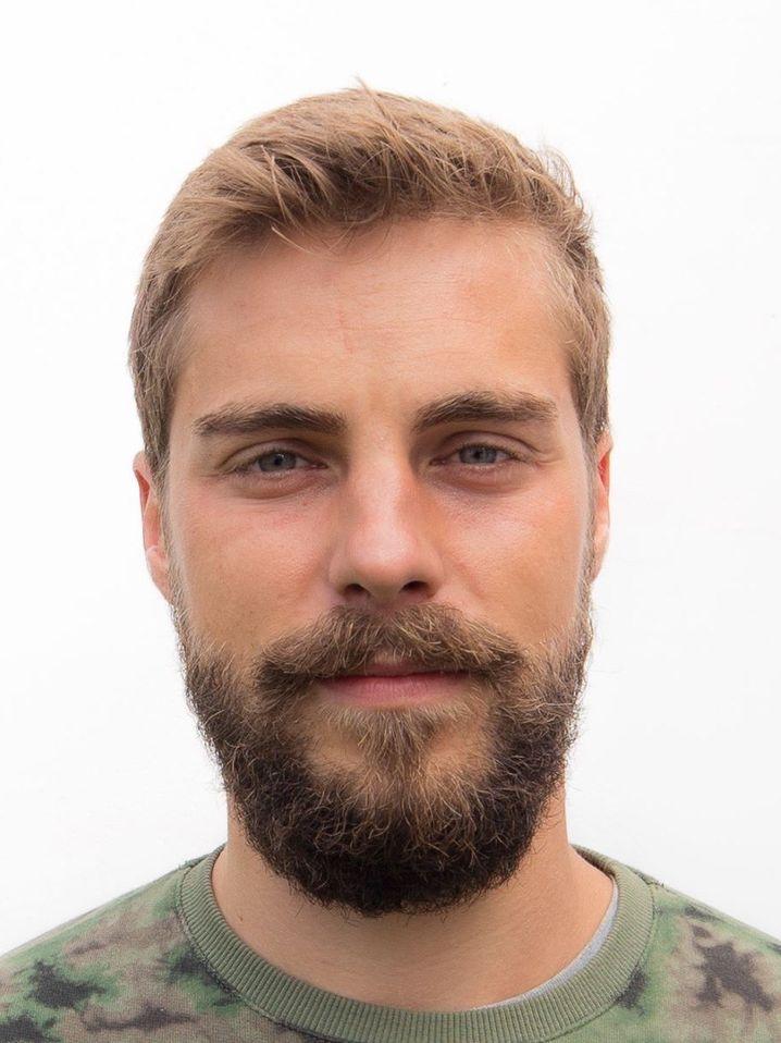 Tobias Gumz, 30, verbeamteter Lehrer an einem Gymnasium in Hamburg