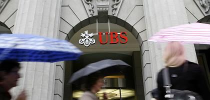UBS-Zentrale in Zürich: Ermutigende Signale für 2009