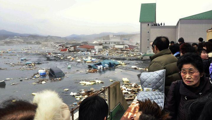 Kesennuma: Die zerstörte Stadt