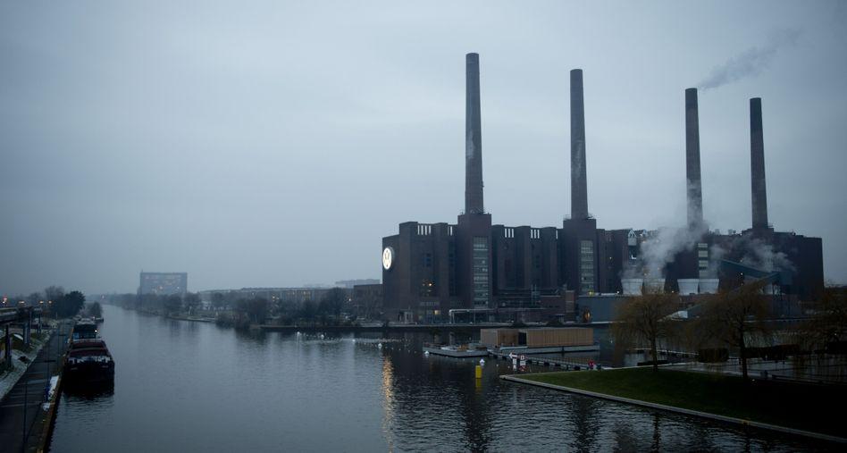 VW-Werk Wolfsburg (Archiv): Ohne Strom keine Produktion