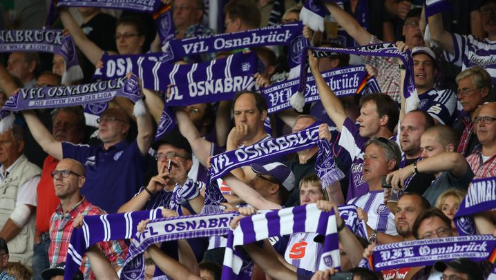 DFB-Pokal: Ein Feuerzeug beendet Osnabrücks Träume