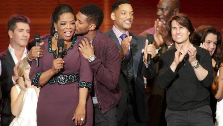 Oprah Winfrey: Rauschende Abschiedsgala