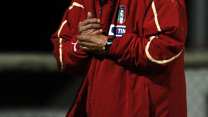 Italiens Seniorentruppe: Ein Titelverteidiger als Außenseiter