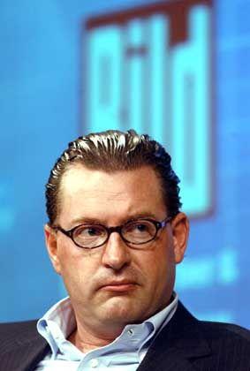 """""""Bild""""-Chefredakteur Diekmann: Belastungsprobe für sein Persönlichkeitsrecht"""