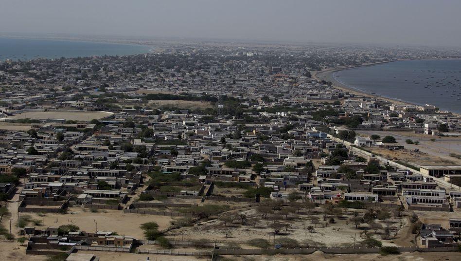 """Hafenstadt Gwadar im Südwesten Pakistans: Wichtige Station der """"Neuen Seidenstraße"""""""