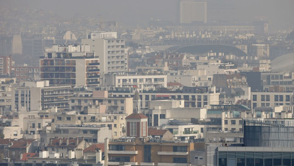 Smogalarm in Paris: Frankreichs Hauptstadt versinkt im Nebel