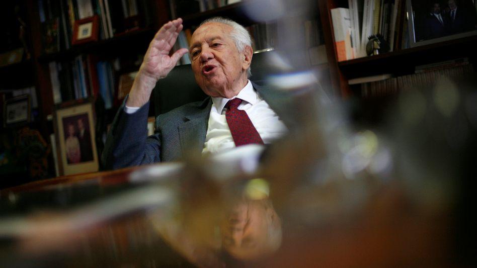 Mário Soares (Archivfoto von 2012)