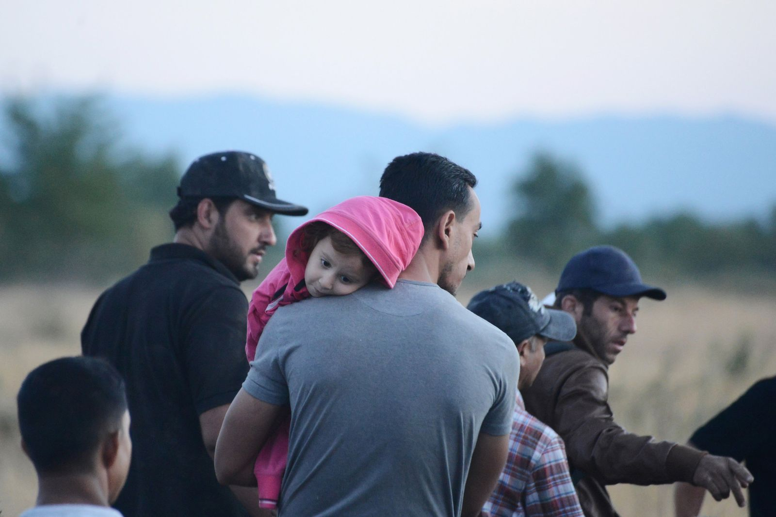 Flüchtlinge /Syrien
