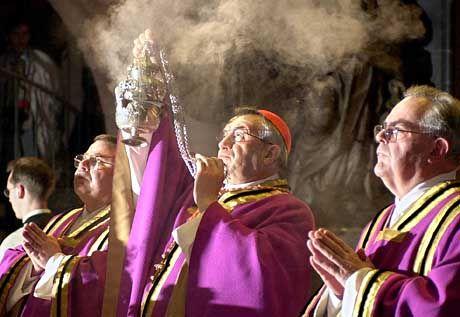 Fälle von Kindesmissbrauch schaden auch dem Ruf der katholische Kirche in Deutschland