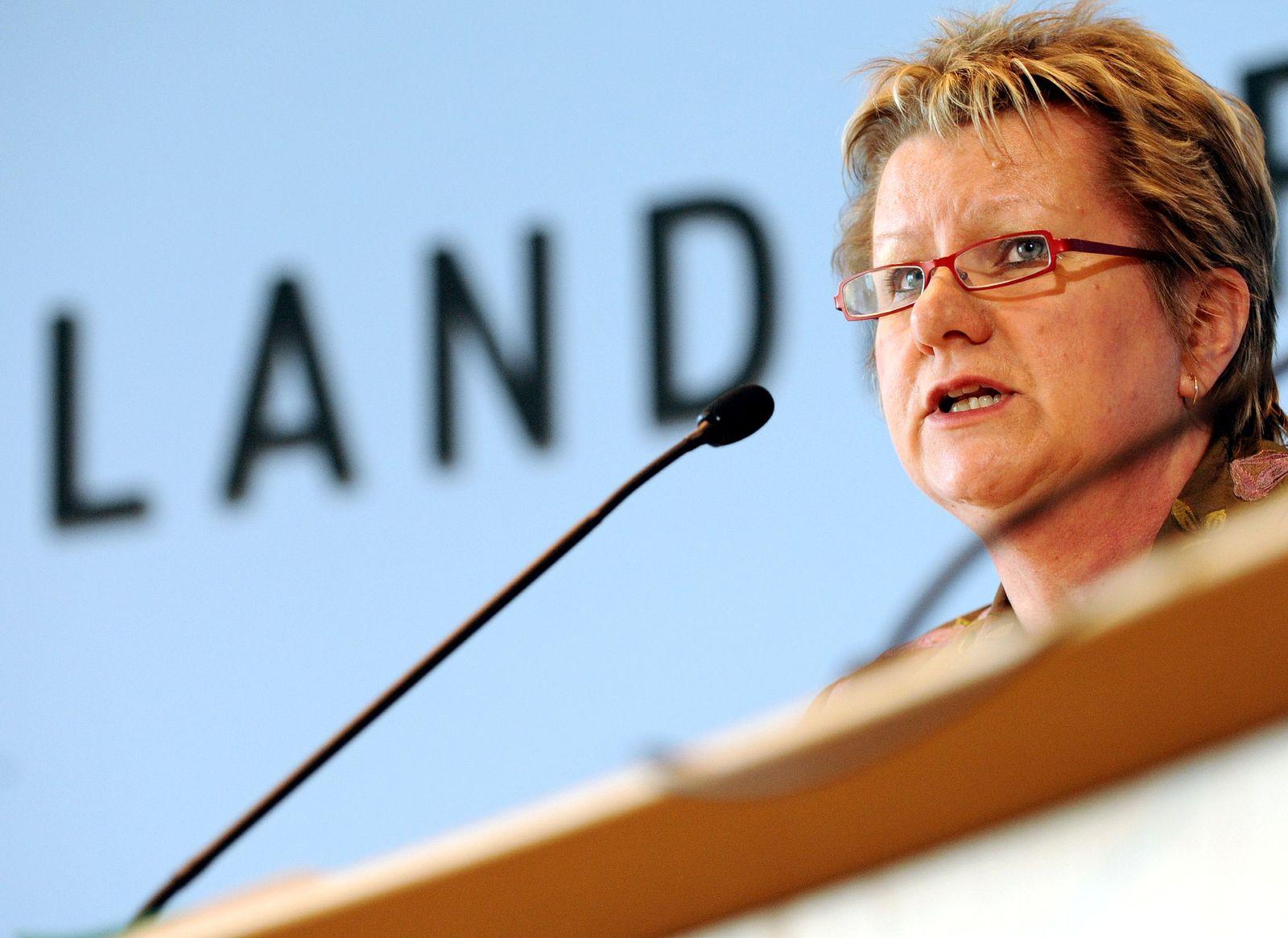 NICHT VERWENDEN Sylvia Löhrmann