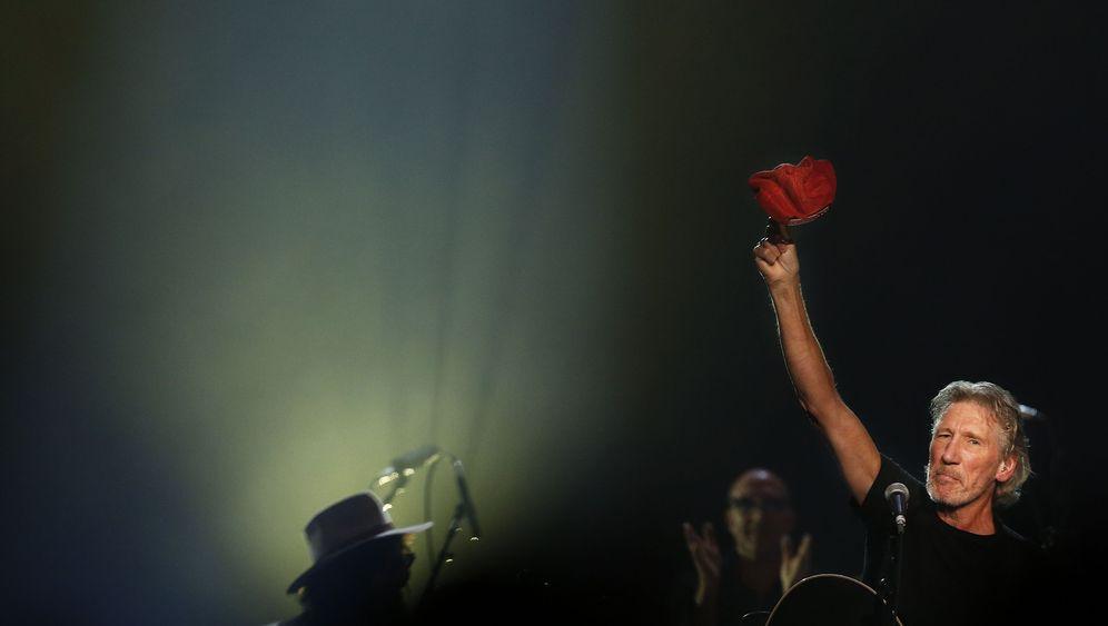 Roger Waters: Mann mit Bass und Botschaft