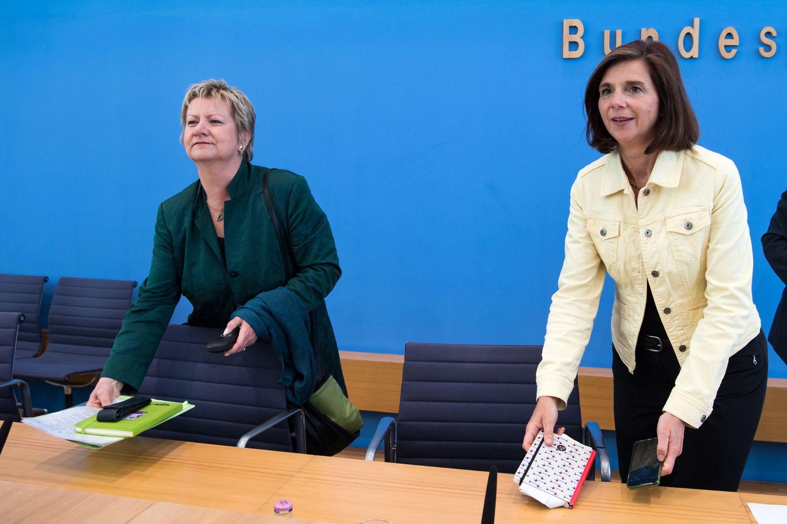 Nach der Landtagswahl in Nordrhein-Westfalen - Grüne