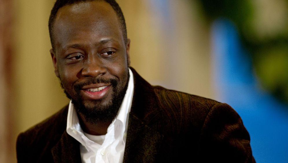 Haiti: Wyclef Jean for President