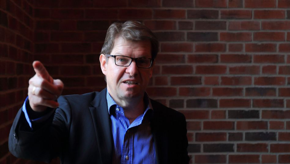 "SPD-Vize Stegner: ""Eher in Richtung 20 Prozent"""
