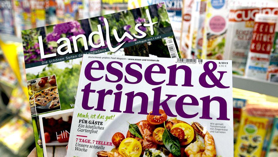 """Joint Venture der Marktführer: """"Landlust"""" und """"Essen & Trinken"""" gehen zusammen"""